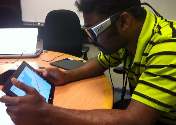 <p>Tablet testing for Intel</p>